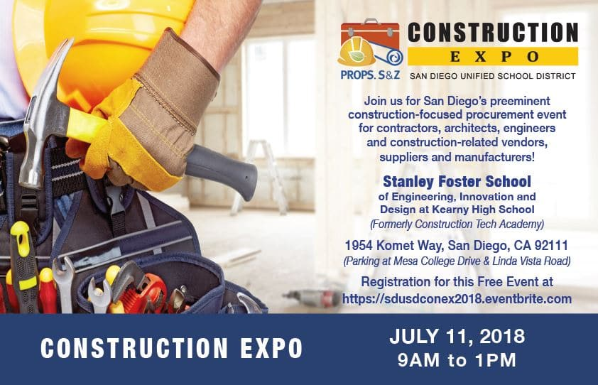 SDUSD Construction Expo
