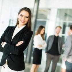 Hispanic Woman Business Owner
