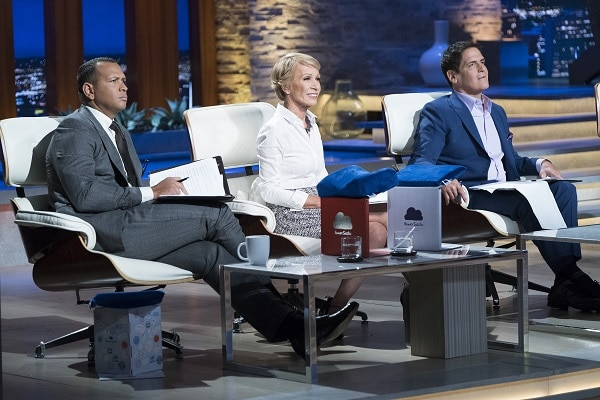 ALEX RODRIGUEZ, BARBARA CORCORAN, MARK CUBAN