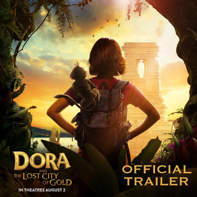 Dora The Explorer Is All Grown Up In A Live Action Movie
