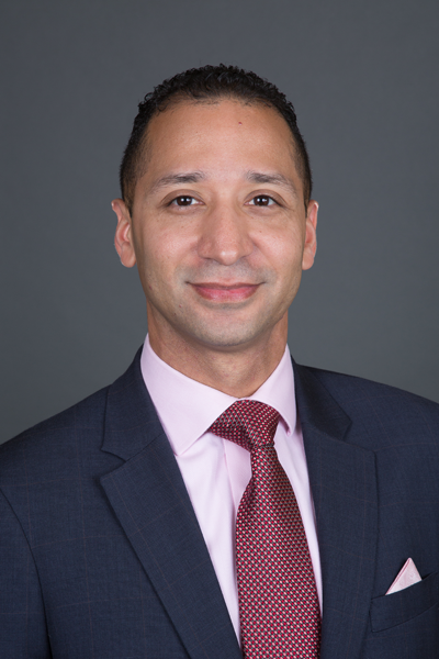 headshot of Damian Rivera, CEO of ALPHA