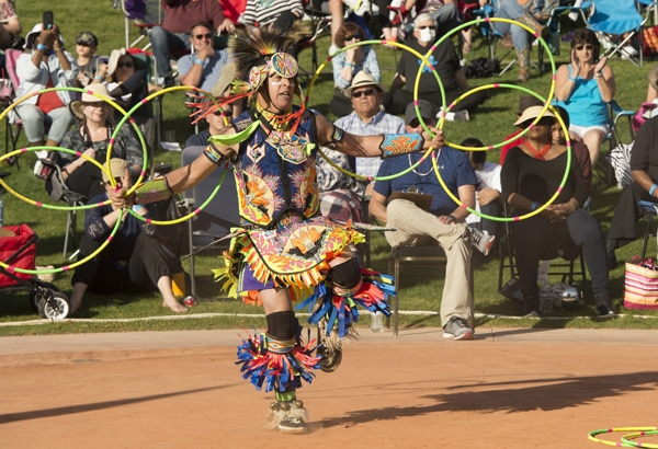 28th Annual Heard Museum World Championship Hoop Dance Contest